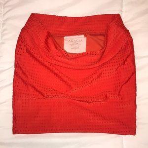 🌺ACACIA Paia mesh skirt, stunning!🌺